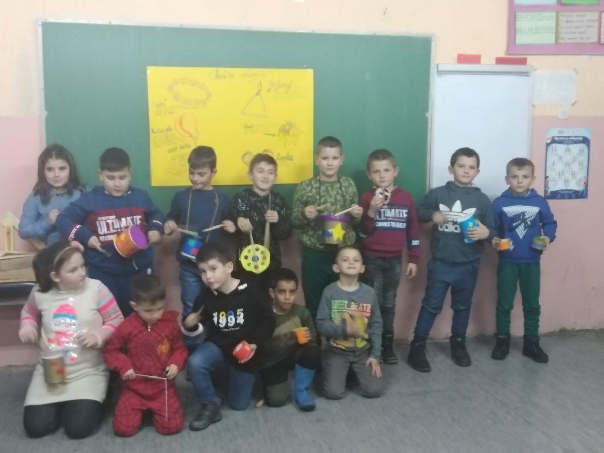 Dječji udarački instrumenti u skladu sa bošnjačkom tradicijom i kulturom